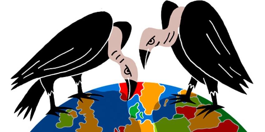 Fonds vautours belgique