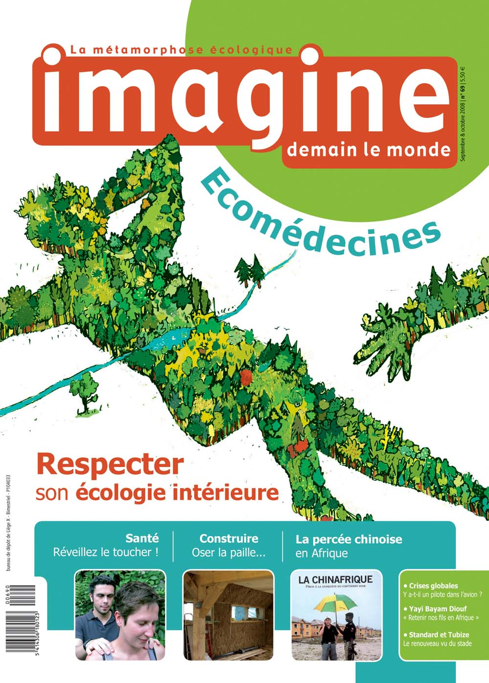 Imagine demain le monde n°69