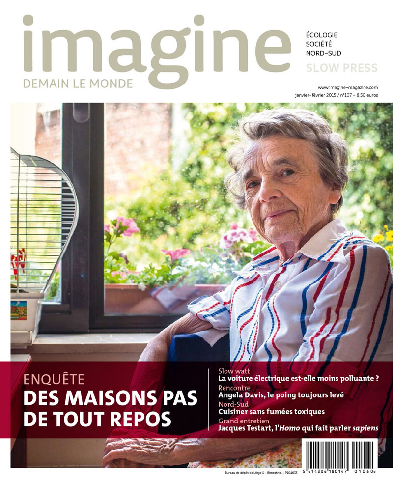 Imagine demain le monde, n°107