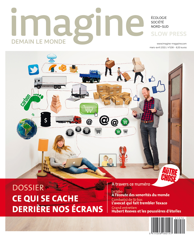Imagine demain le monde, n°108