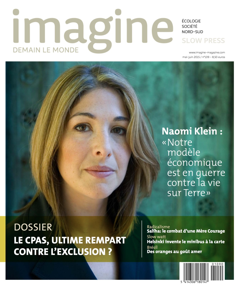 Imagine demain le monde, n°109