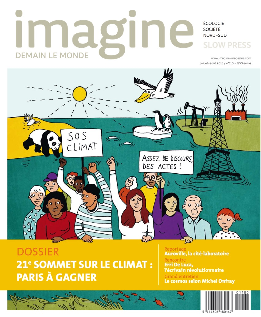 Imagine demain le monde, n°110