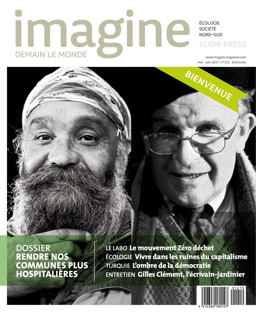 Imagine demain le monde, n°121