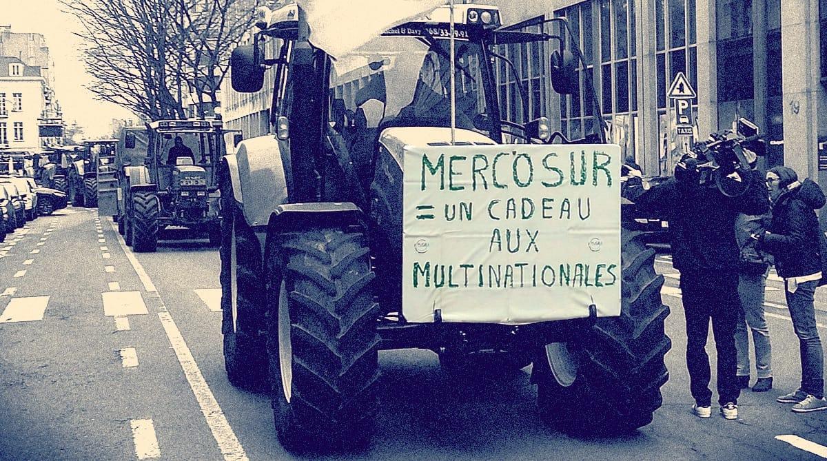 UE-Mercosur : un projet d'accord déjà controversé