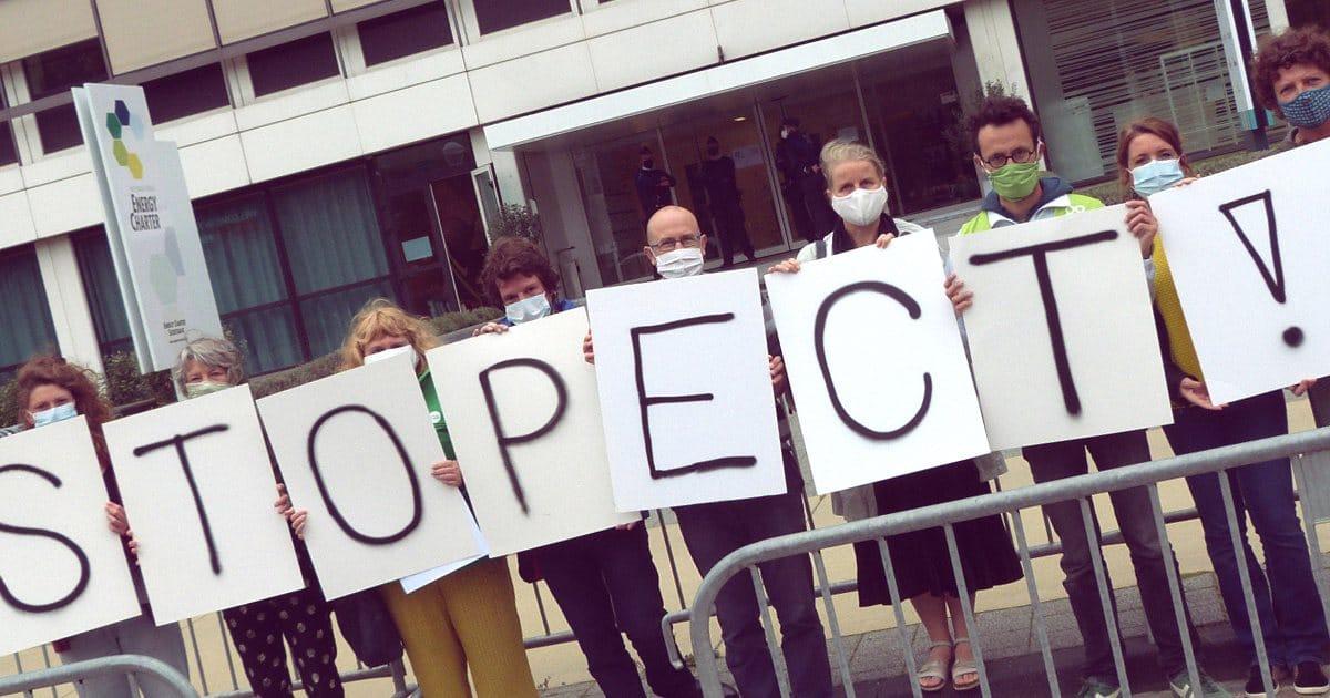 Traité sur la Charte de l'énergie: le réformer ou le quitter