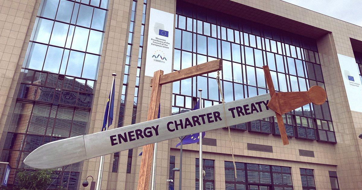 Mettre le Traité sur la Charte de l'énergie hors d'état de nuire