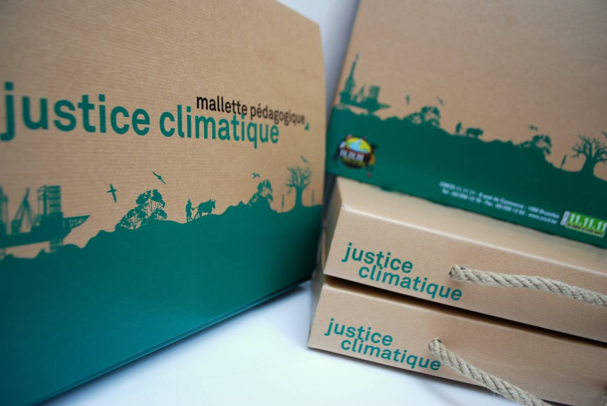 LED 'Justice climatique'