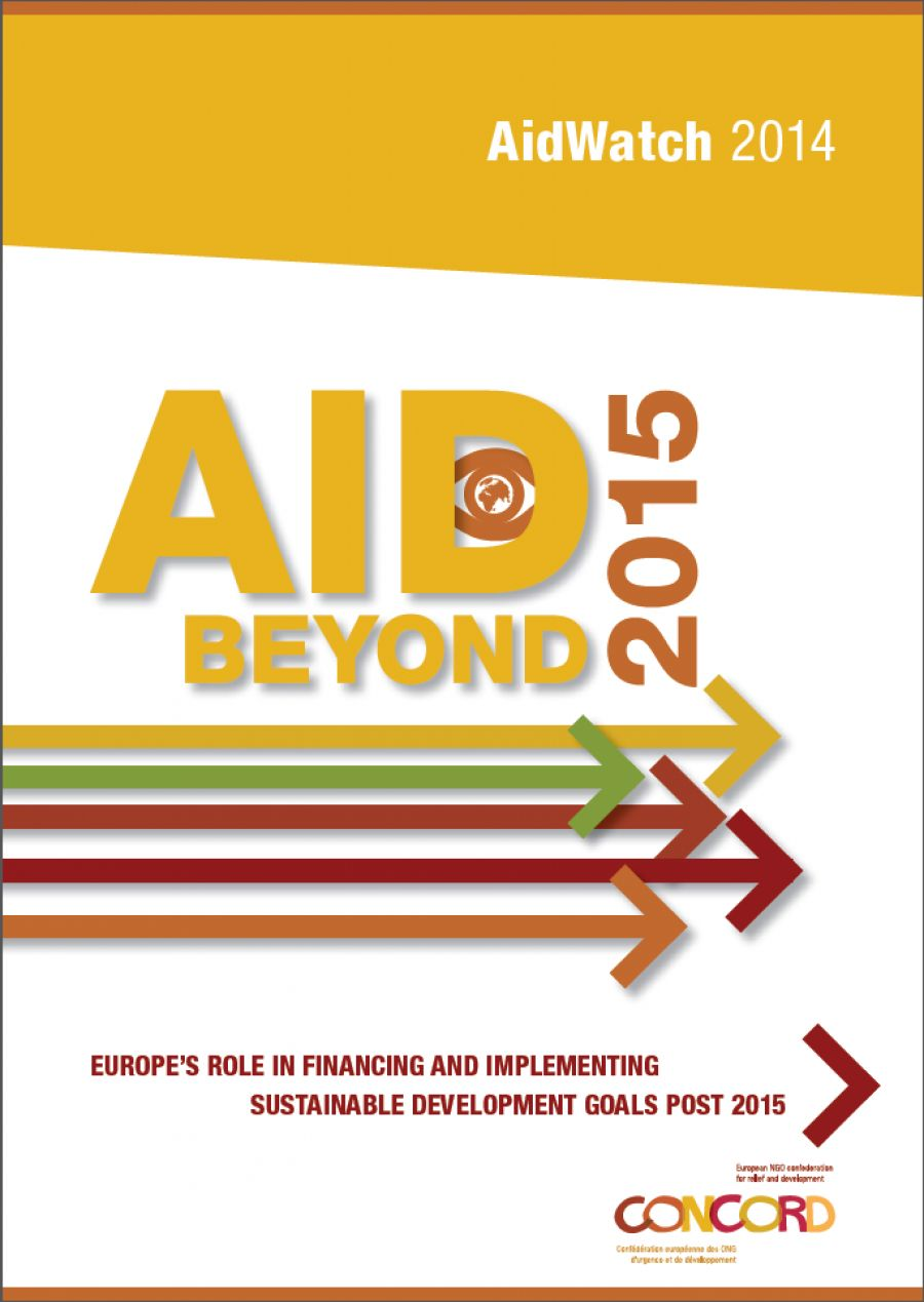 Europe's role in financing and implementing sustainable development goals post 2015