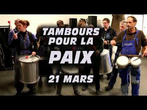 Le Luxembourg belge se mobilise pour la Paix