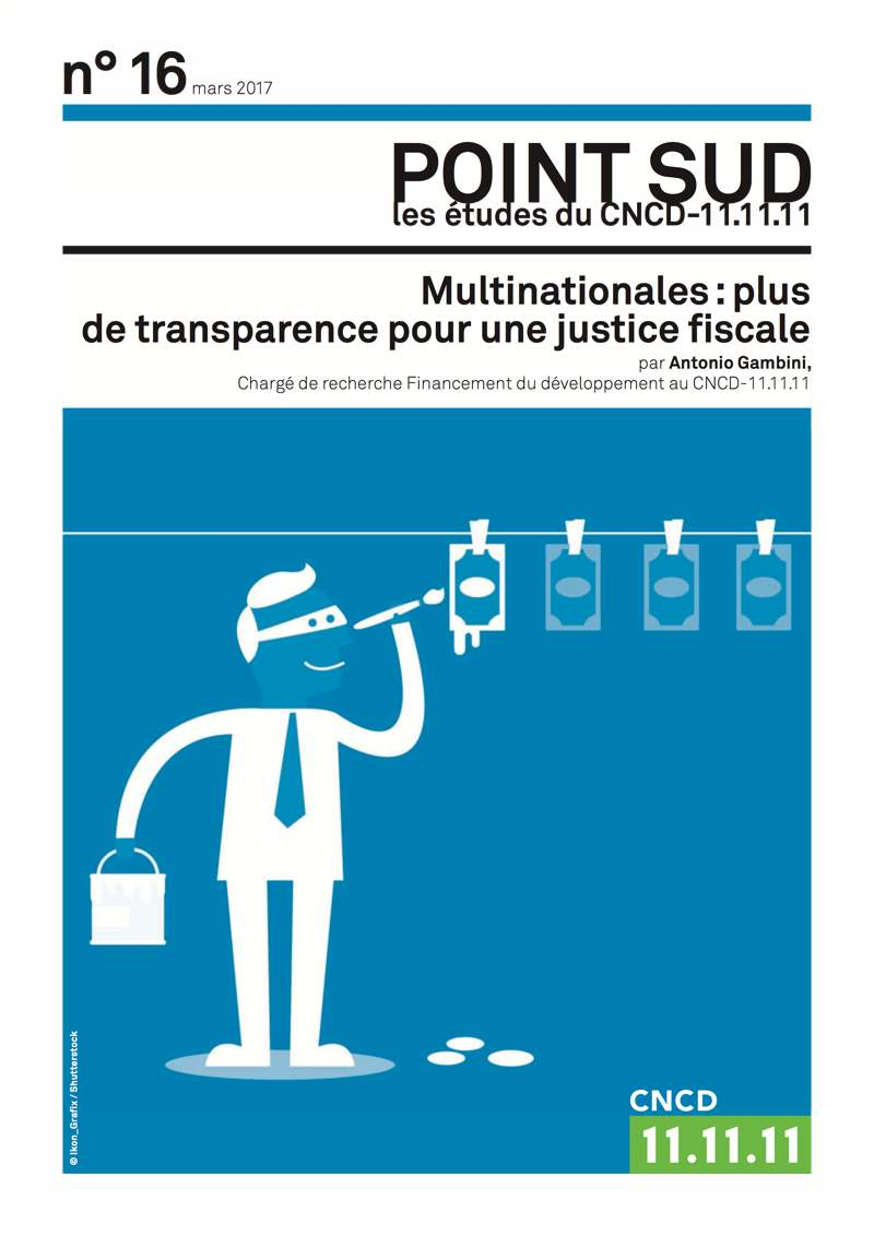 Multinationales : plus de transparence pour une justice fiscale