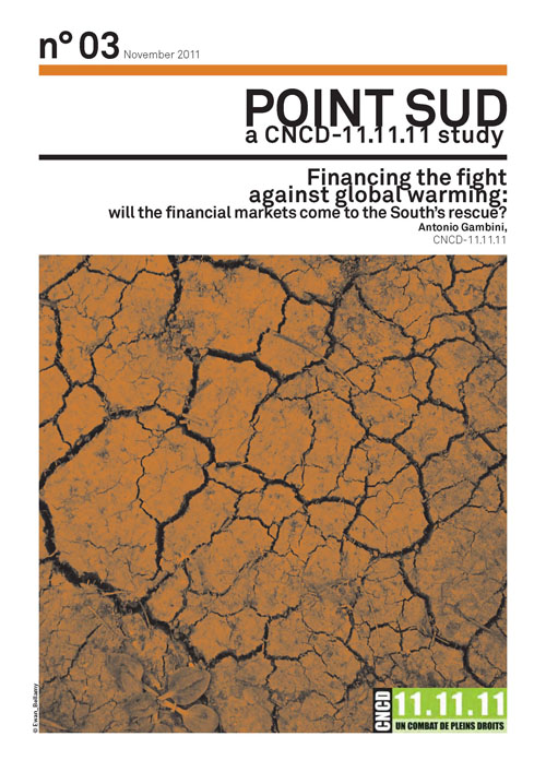 Financing the fight against global warming : will the financial markets come to the South's rescue ?